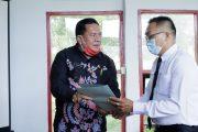 SK CPNS Dibagikan, Sekda Minta Laksanakan Tugas Sebaik-Baiknya