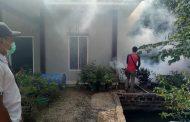 Antisipasi DBD, Dinkes Bengkulu Utara Lakukan Fogging