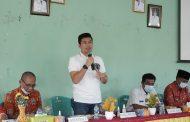 Fokus Infrastruktur, Wabup Buka Sosialisasi Prioritas Dana Desa Tahun 2021