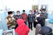 Bupati Bengkulu Utara Luncurkan Laboratorium Lingkungan DLH