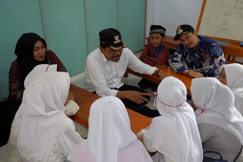 Resmikan TPQ, Mendidik Anak Agar Lebih Mencintai Al-Qur'an