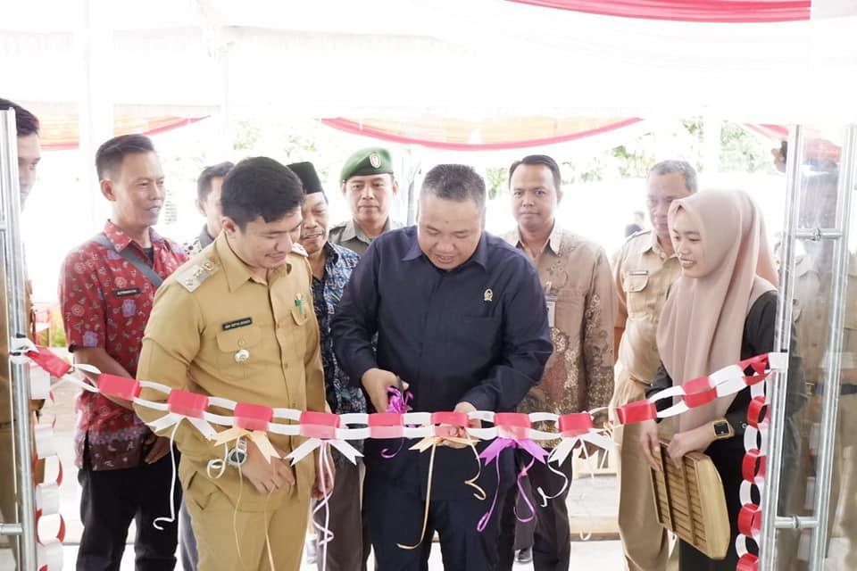 Gedung Promosi IKM di Bengkulu Utara Diresmikan