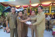 Bupati Bengkulu Utara Buka Kompetisi Sains Nasional Tingkat Kabupaten