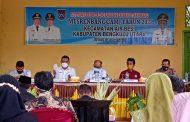 Di Tengah Pandemi Covid-19, Musrenbangcam Tetap Jalan Lanjutkan Pembangunan Bengkulu Utara