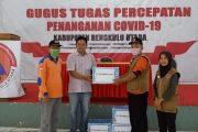 TJSLP CSR, PT Selamat Jaya Beri Bantuan 1000 Masker Kain