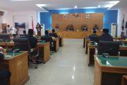 DPRD BU Gelar Paripurna LKPJ 2019 Dengan Protap Covid-19