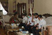 Bupati Bengkulu Utara Terima Kunker Dua Kepala Balai Wilayah Bengkulu