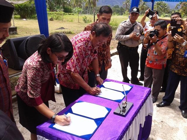 Pemda Bengkulu Utara dan Bank Indonesia Bersinergi Tingkatkan Pengendalian Inflasi