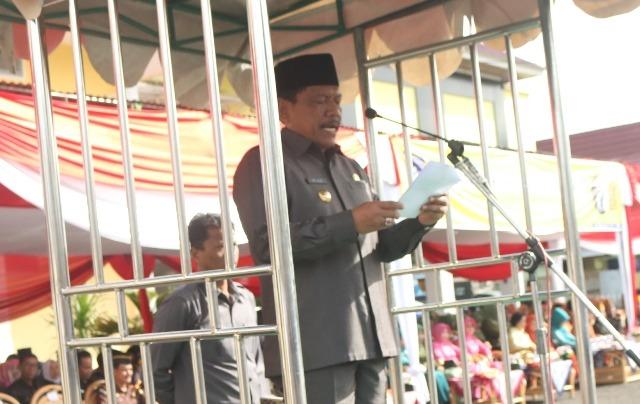 Pemkab Bengkulu Utara Peringati Hari Pahlawan