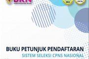 Petunjuk Pendaftaran Sistem Sleksi CPNS 2018