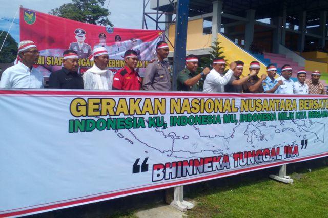 Gerakan Nusantara Bersatu Kabupaten Bengkulu Utara