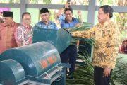 Bupati Bengkulu Utara Hadiri Ulang Tahun Desa  Tambak Rejo ke- 7