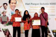 KWT Binaan Dinas Ketahanan Pangan Bengkulu Utara Raih Juara IV Nasional