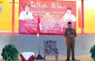 Dihadiri Bupati Mian, HUT ke-28 Kecamatan Padang Jaya Gelar Tabligh Akbar