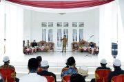 Bupati Bengkulu Utara Berikan Insentif kepada 202 Pemuka Agama