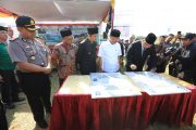 Mendes PDTT Resmikan Sejumlah Proyek di Bengkulu Utara