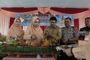 HUT Ke-20 Dharma Wanita Persatuan Kabupaten Bengkulu Utara Berlangsung Meriah