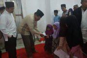 Sambut Tahun Baru 2020, Bupati dan Wakil Bupati Bengkulu Utara Gelar Shalat Isya Berjamaah dan Doa Bersama Puluhan Anak Yatim
