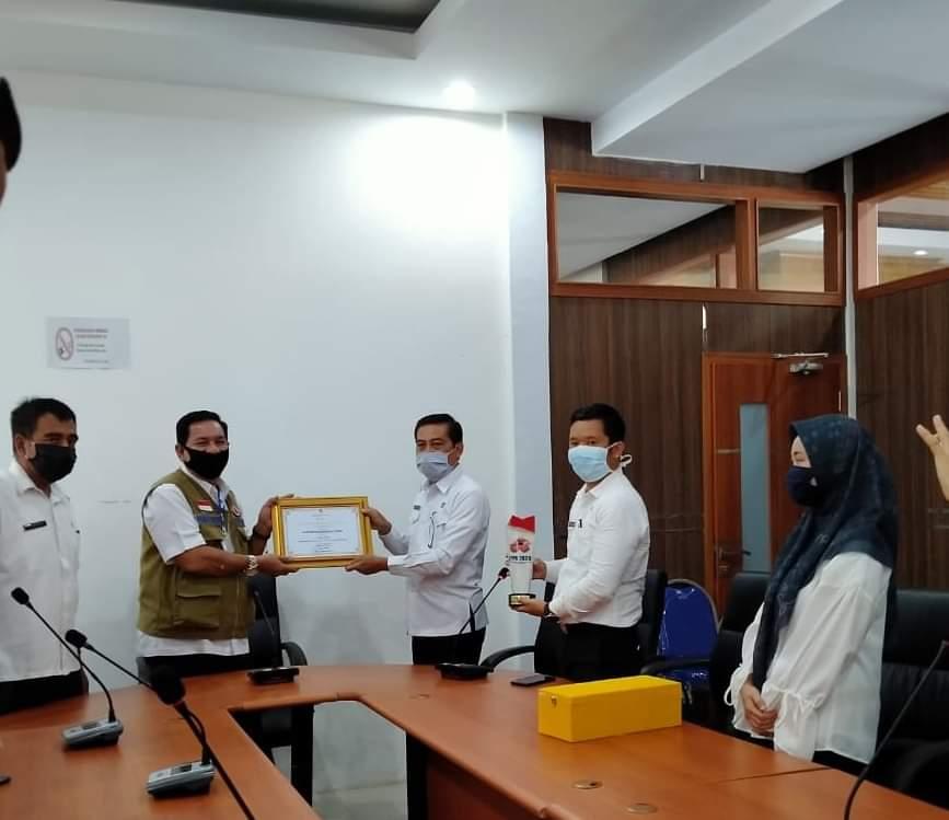 Pemkab Bengkulu Utara Raih Penghargaan PPD Terbaik Kedua