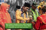 Wakil Bupati Bengkulu Utara Buka Kegiatan TNI Manunggal KB Kesehatan Tahun 2019