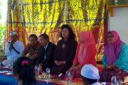 Pertemuan Gubernur Bali di Desa Sumber Agung
