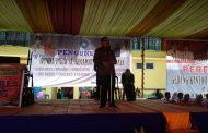 Bupati Bengkulu Utara Meresmikan Kantor Camat Pinang Raya