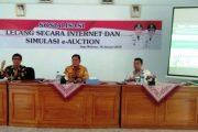 Pemkab Bengkulu Utara Sosialisasikan E-Auction untuk Optimalkan Hasil Lelang