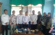 Promosi Potensi Pariwisata, Diskominfotik Provinsi Bengkulu Kunjungi Diskominfo Bengkulu Utara