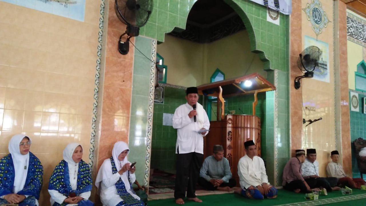 BKMT Kabupaten Bengkulu Utara Berperan Aktif Dalam Membangun Dibidang Keagamaan