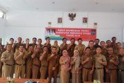 Fokus Tekan Angka Kemiskinan, Bupati Bengkulu Utara Rakor bersama TKPKD
