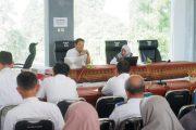 Penyusunan Rancangan Awal RKPD Kabupaten Bengkulu Utara 2021