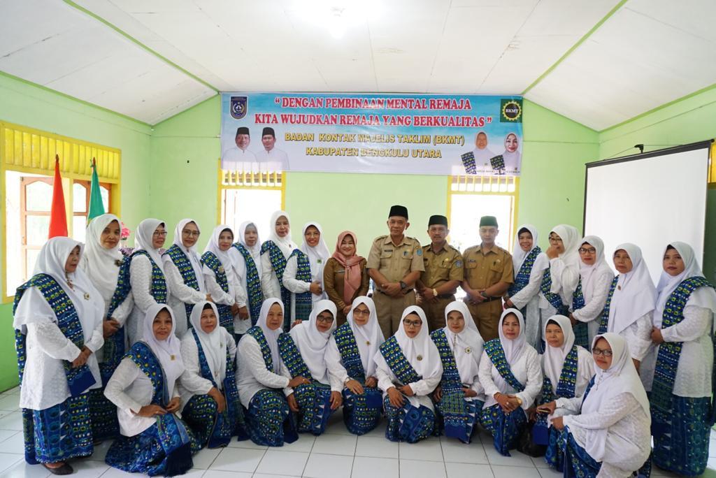 BKMT Bengkulu Utara Gelar Pembinaan Mental Terhadap Remaja