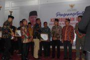 Pemkab Bengkulu Utara Raih Penghargaan Keterbukaan Informasi Publik