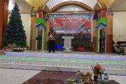 Bupati Bengkulu Utara Hadiri Perayaan Natal Gereja Gekisia Arga Makmur