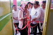 Tingkatkan Mutu Pendidikan, TP PKK Bengkulu Utara Resmikan 3 Gedung dan 7 Ruang Belajar Sekolah Dasar