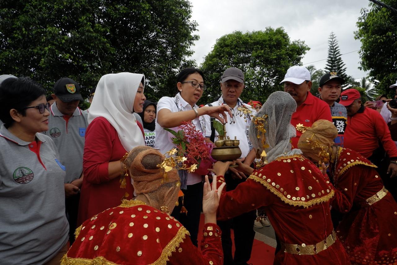 94 Persen Baik, Pengelolaan Sampah di Bengkulu Utara Diapresiasi Dirjen PSLB3