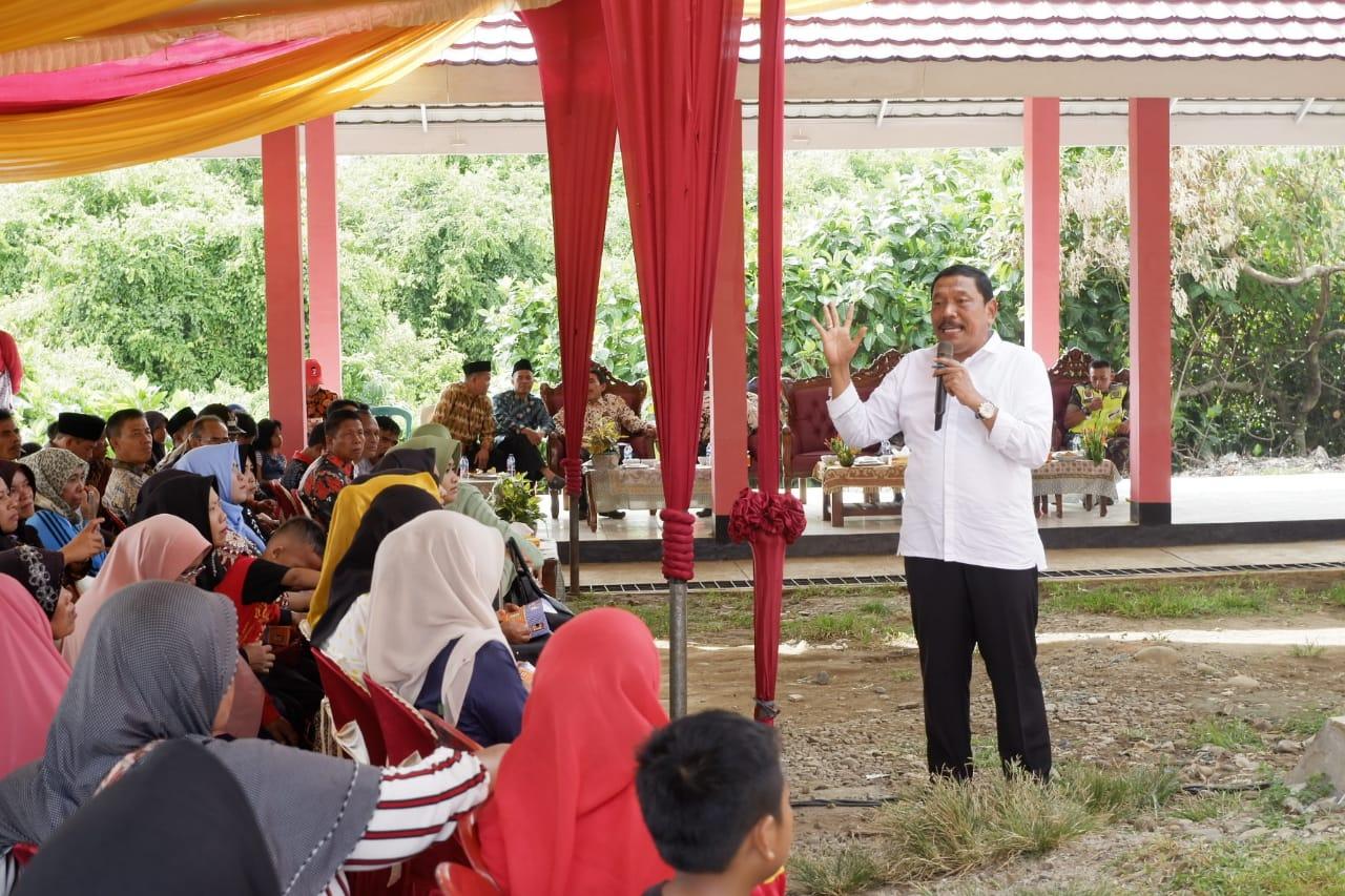 Pasar Rakyat PAL 30 Diresmikan, Bantu Tebar Manfaat Bagi Rakyat