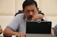 Melalui Teleconfrence, Bupati Mian Sampaikan Langkah Penanggulangan Covid-19 di Bengkulu Utara