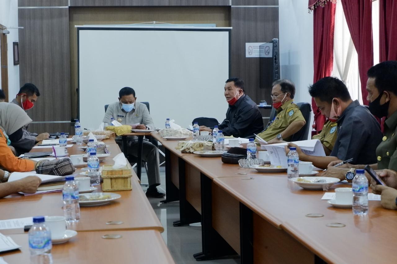 Bupati Tindaklanjuti Aspirasi Persatuan Pekerja Seni Bengkulu Utara