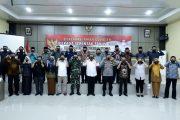 Bengkulu Utara Deklarasi Aman Covid-19 Pilkada Serentak Tahun 2020