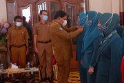 TP PKK BU Masa Bakti 2021-2024 Resmi Dilantik Bupati