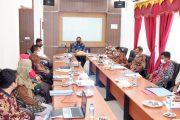 Pemkab BU dan BPN Gelar Sidang Panitia Pertimbangan Landreform