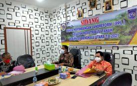 Upayakan Hak Tanah Masyarakat, Bupati Mian Pimpin Rapat LPPL