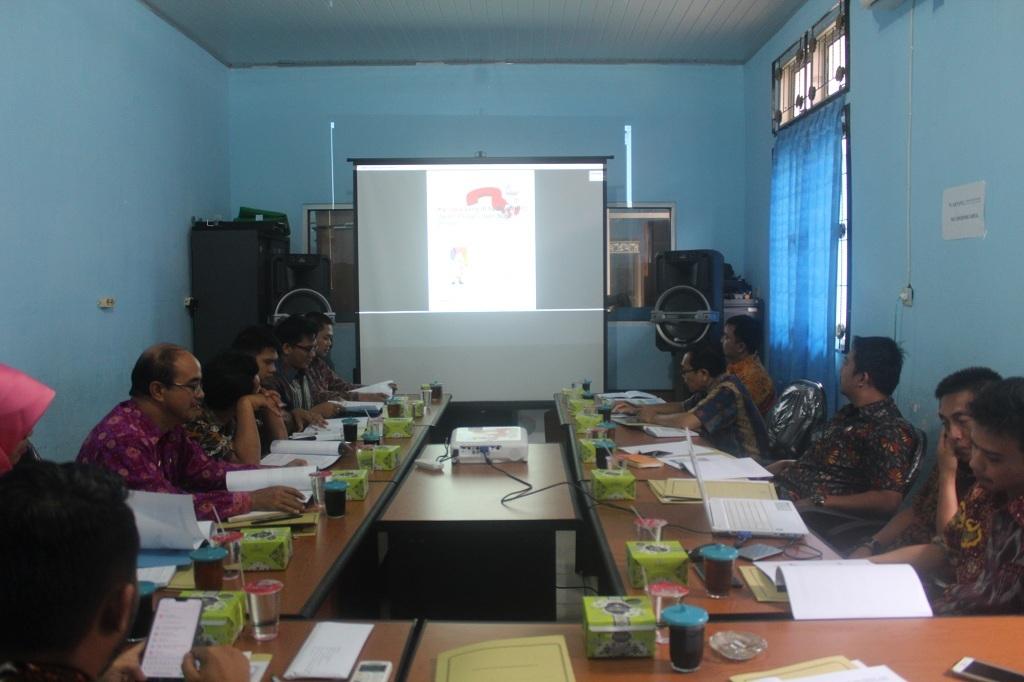 Perluasan Informasi Pembangunan Daerah, Diskominfo Bengkulu Utara Ajak OPD Bangun Sub Domain