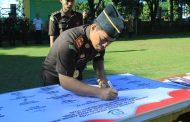 Kejari Bengkulu Utara Gelar Pencanangan Zona Integritas WBK Dan WBBM