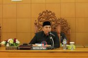 Sidang Paripurna Penyampaian Pandangan Umum Fraksi-Fraksi DPRD Bengkulu Utara