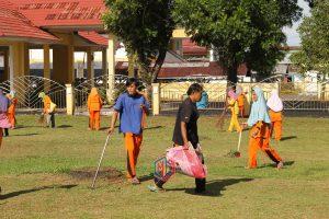 Hari Peduli Sampah Nasional Dinas Lingkungan Hidup Gotong Royong Ciptakan Lingkungan Bersih Pemerintah Kabupaten Bengkulu Utara
