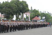 Polres Bengkulu Utara Kerahkan 151 Personel untuk Amankan Pelantikan Anggota DPRD