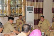 Bupati Bengkulu Utara Gelar Coffee Morning Bersama SKPD