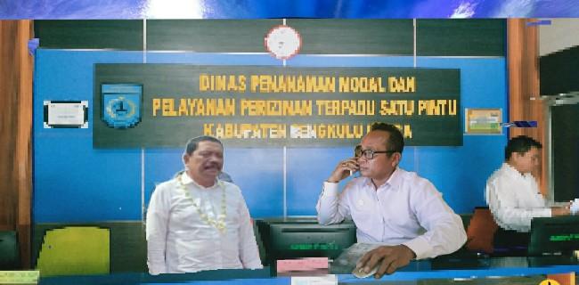 DPMPTSP Bengkulu Utara Siap Melayani Sistem Perizinan Berbasis Online